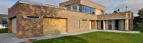 Enebolig Villa Aagaard Hamar Arkitekt Kima Arkitektur Foto Nils Petter Dale Tegl Terca Cienna 1